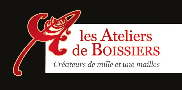 Les Ateliers de Boissiers - Créateurs de mille et une mailles